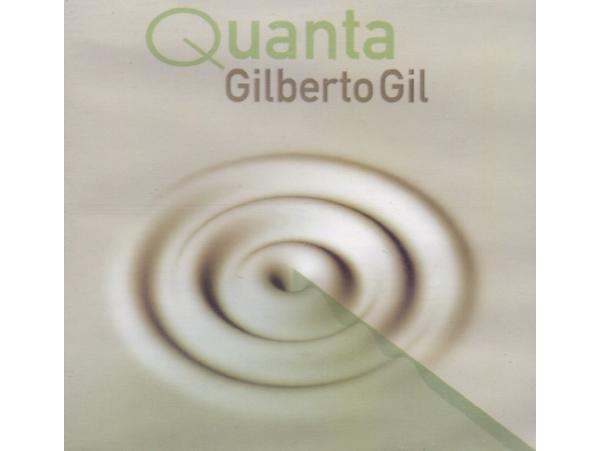 Gilberto Gil - Quanta - Duplo - CD