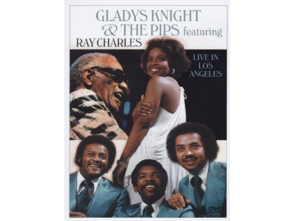 Gladys Knight & the Pips Los Angeles 1977