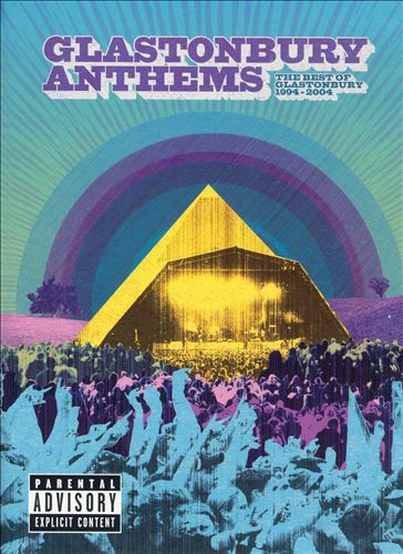 Glastonbury Anthems - DVD