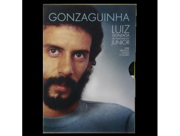 Gonzaguinha - Série Grandes Nomes - DVD