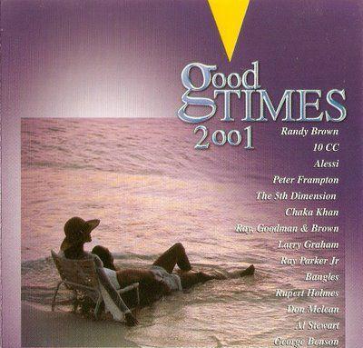 Good Times 2001 - CD