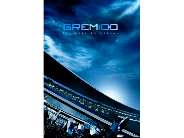 Grêmio - 100 Anos de Grenal - 10 x 0 - DVD