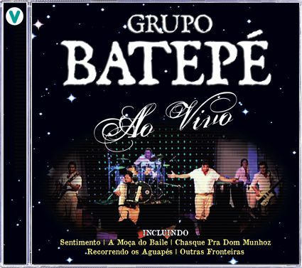 Grupo Batepé - Ao Vivo - CD