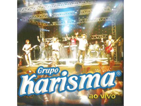 Grupo Karisma - Ao Vivo (cd - Envelope)