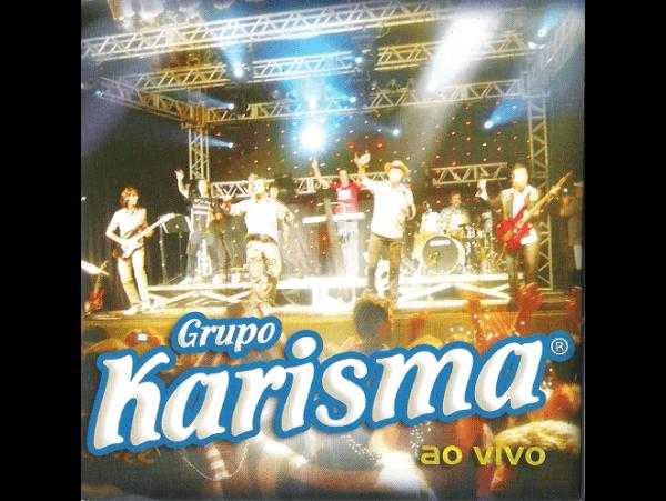 Grupo Karisma - Ao Vivo (cd - Envelope)