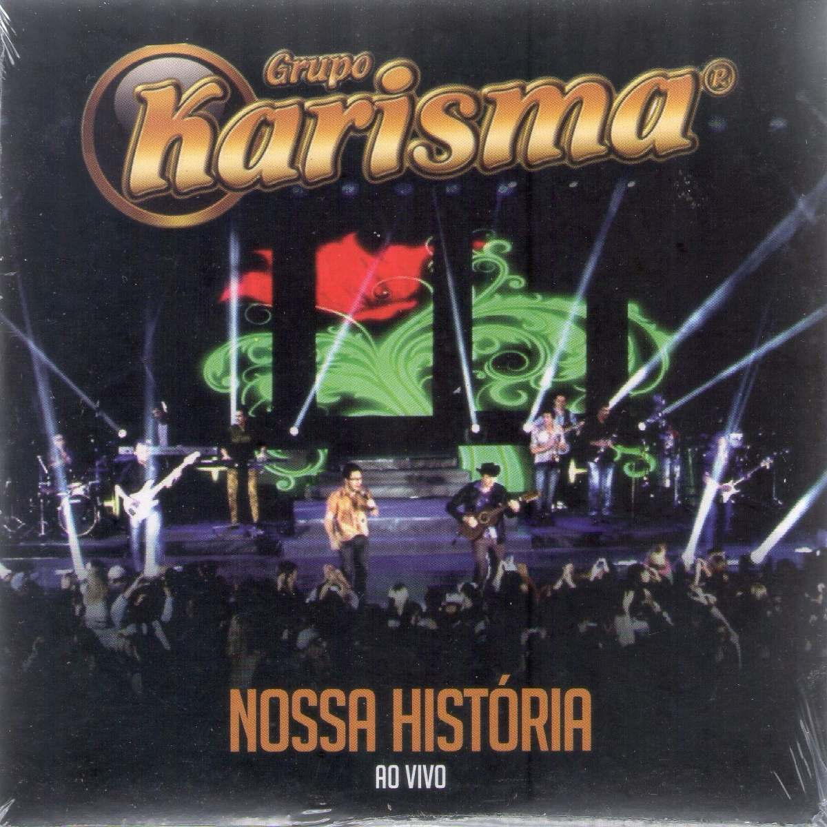 Grupo Karisma - Nossa História - Ao Vivo - DVD