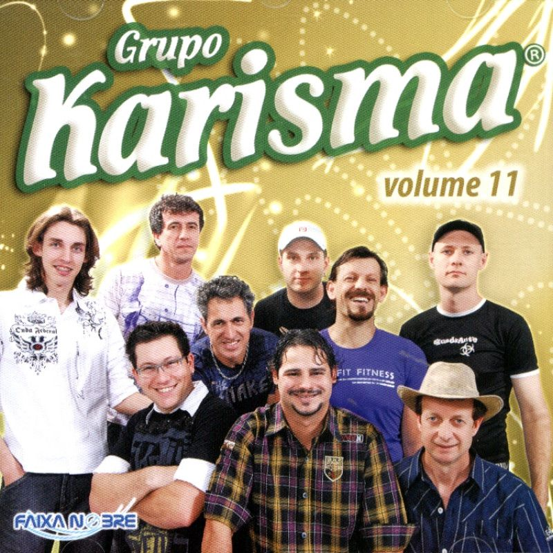 Grupo Karisma - Volume 11 (CD - Envelope)