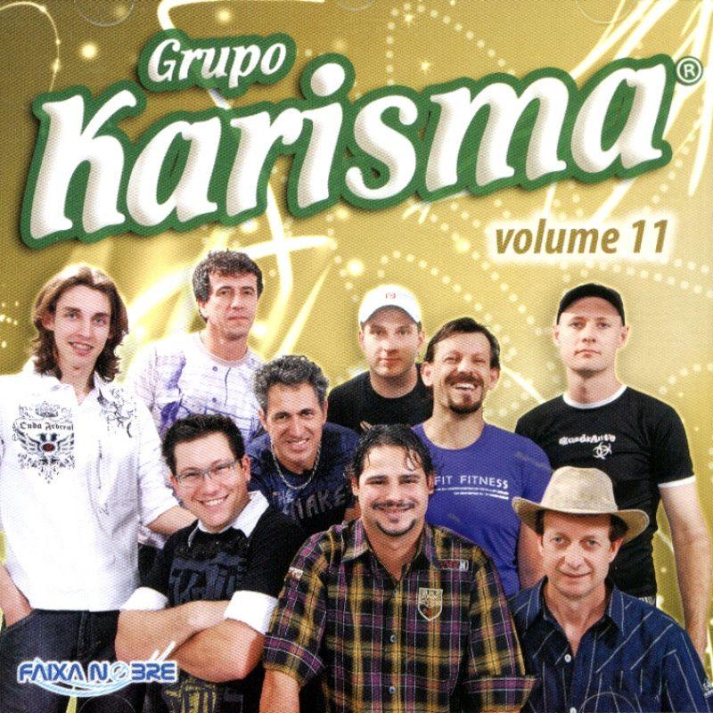 Grupo Karisma - Volume 11 (CD - Envelope)