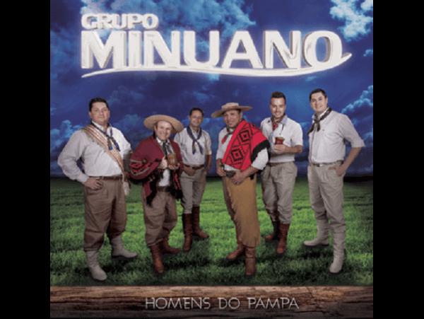 Grupo Minuano - Homens do Pampa - CD