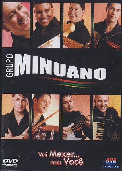 Grupo Minuano - Vai Mexer com Você - DVD