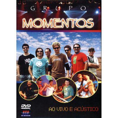 Grupo Momentos - Ao Vivo e Acústico