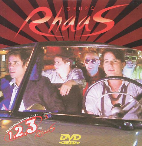 Grupo Rhaas - 1, 2, 3 Do Rhaas (Envelope)