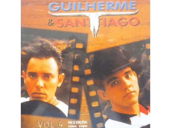 Guilherme & Santiago - Vol. 4 - CD