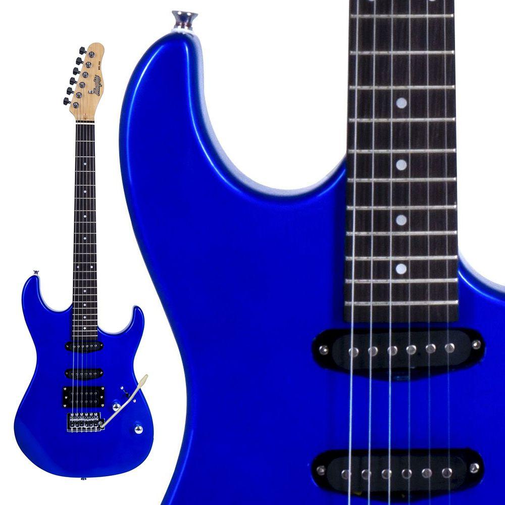 Guitarra Elétrica Tagima Memphis Mg-260 MB Azul Metalico