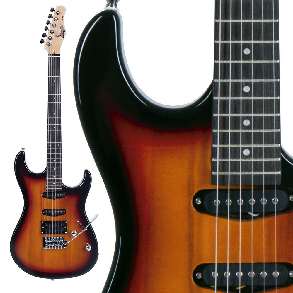 Guitarra Elétrica Tagima Memphis Mg-260 SB Sunburst