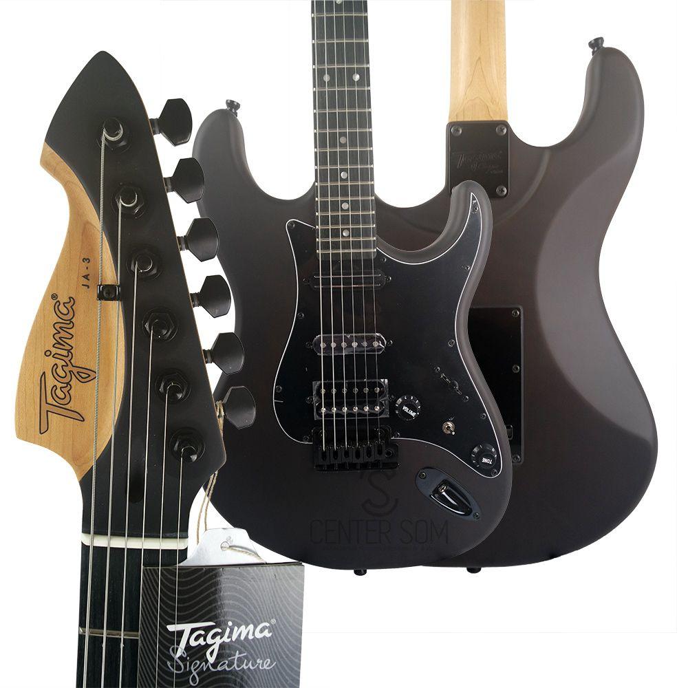 Guitarra Tagima JA3 Juninho Afram Serie Signature