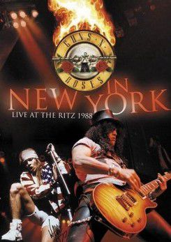 Guns N' Roses - In New York - Live At the Ritz - 1988 - DVD