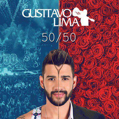 Gusttavo Lima - 50/50 - CD