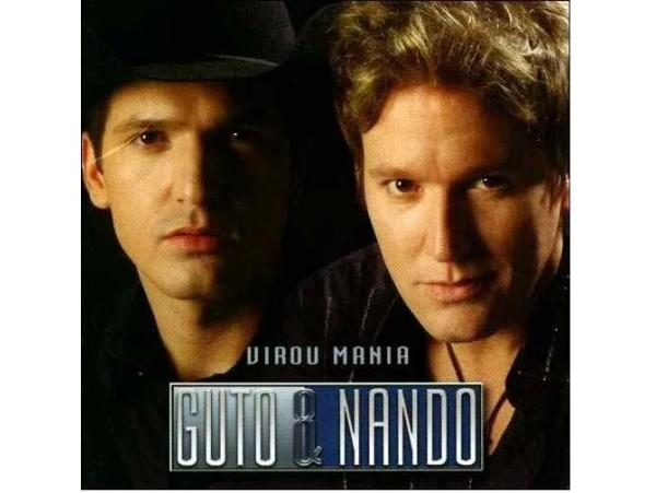 Guto & Nando - Virou Mania - CD