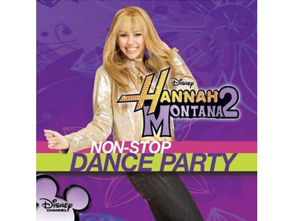 Hannah Montana 2 - Non-stop Dance Party - CD