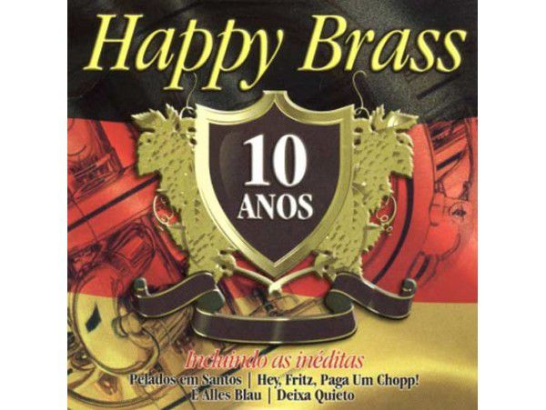 Happy Brass - 10 Anos (envelope - 202)