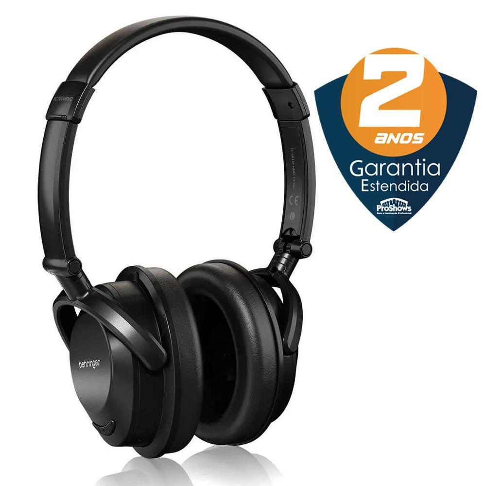 Headphone Sem Fio Bluetooth Behringer Hc2000BNC Over-ear