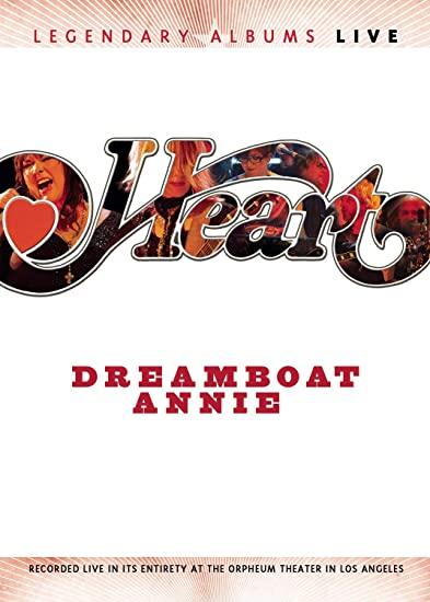 Heart - Dreamboat Annie - Live - DVD
