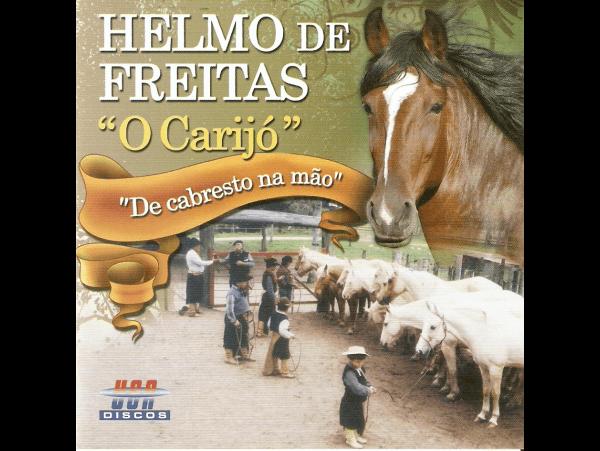 Helmo De Freitas - De Cabresto Na Mão - CD