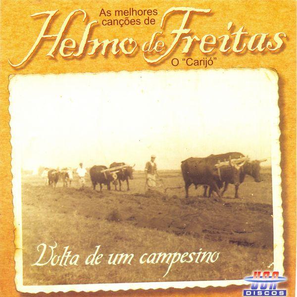 Helmo De Freitas - Volta De Um Campesino - CD