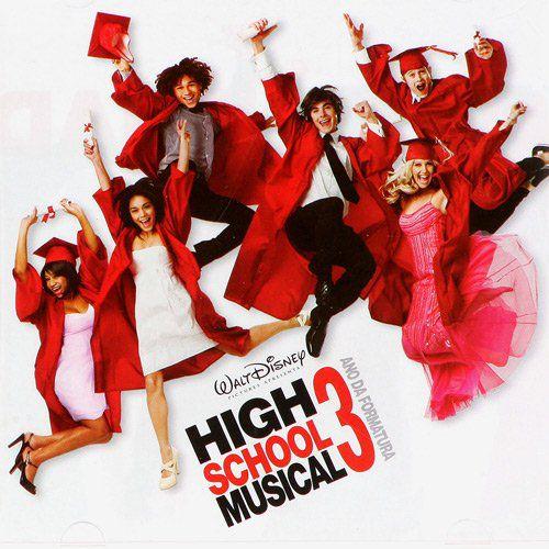High School Musical 3 - Ano da Formatura - Trilha...