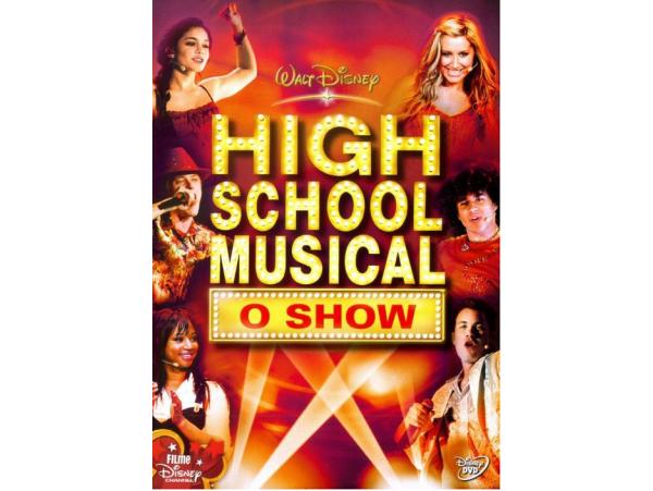 High School Musical - O Show - DVD