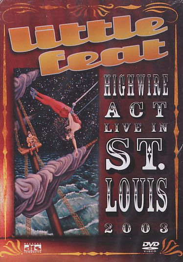 Highwire act live in St. Louis