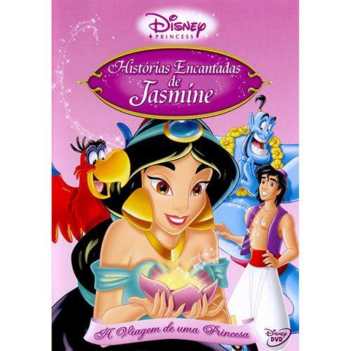 Histórias Encantadas de Jasmine - DVD