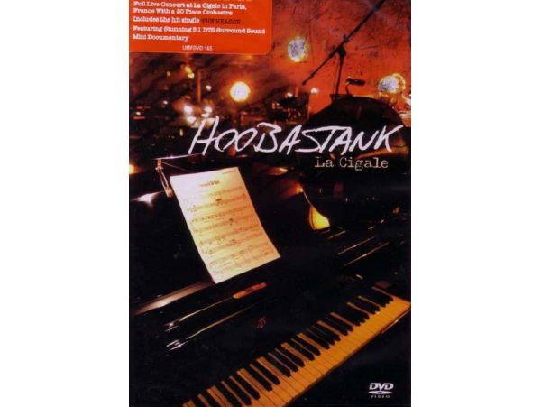 Hoobastank - La Cigale - Ao Vivo - Em Paris