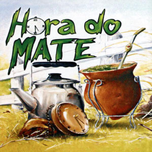 Hora Do Mate - CD