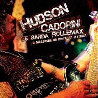 Hudson - O Massacre Da Guitarra Elétrica - CD