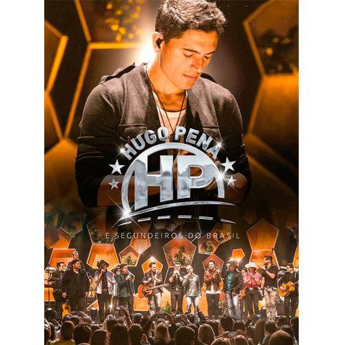 Hugo Pena - E Segundeiros Do Brasil (CD+DVD)