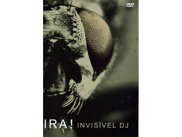 Ira! - Invisível  DJ - (Music Pack) - DVD