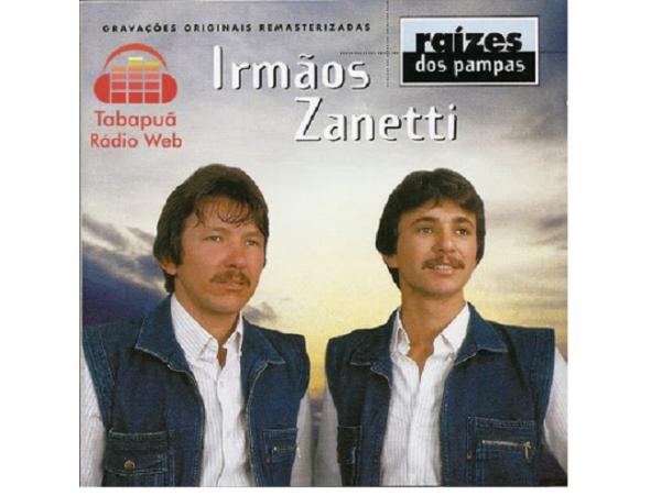 Irmãos Zanetti - Raízes Dos Pampas - CD