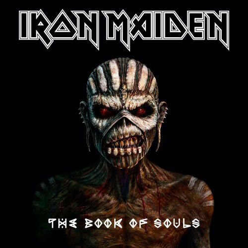 Iron Maiden - The Book Of Souls - CD DUPLO