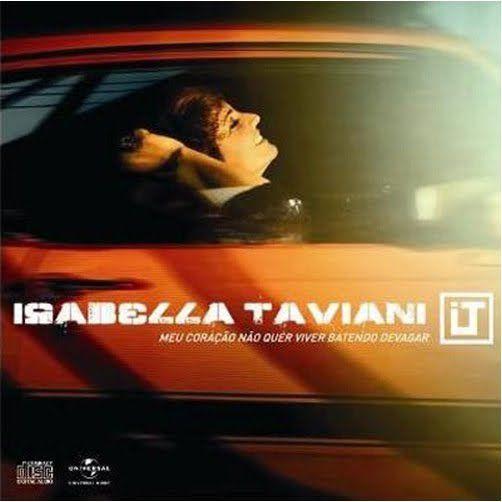 Isabella Taviani - Meu Coração - CD