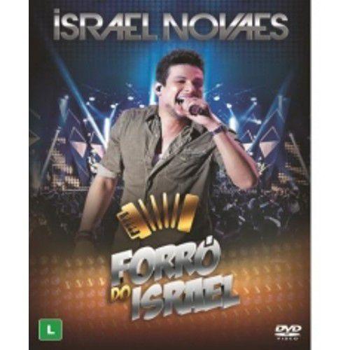 Israel Novaes - Forró do Israel - DVD