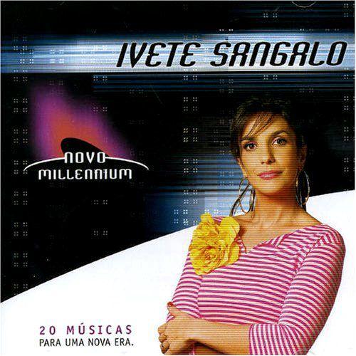 Ivete Sangalo - Novo Millennium - CD
