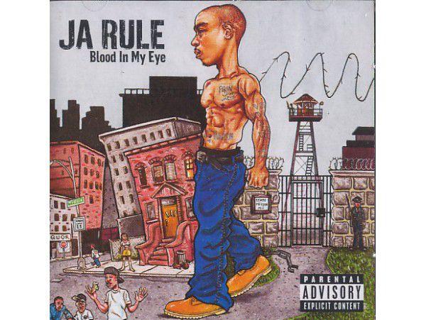 Ja Rule - Blood In My Eye - CD