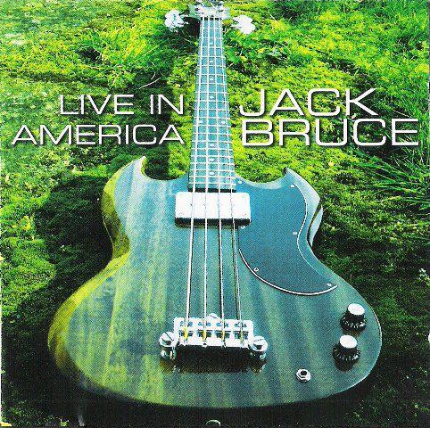 Jack Bruce - Live In America - CD