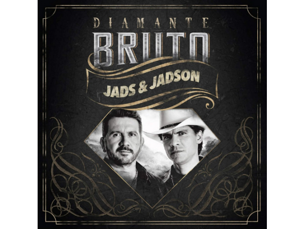 Jads & Jadson - Diamante Bruto - CD