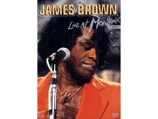 James Brown - Live At Montreux - 1981 - (Digipack) - DVD
