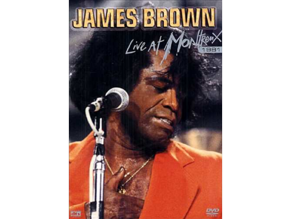 James Brown - Live At Montreux - 1981 - (Digipack) - DVD