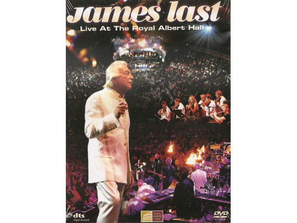 James Last - Live at the Royal Albert Hall - DVD