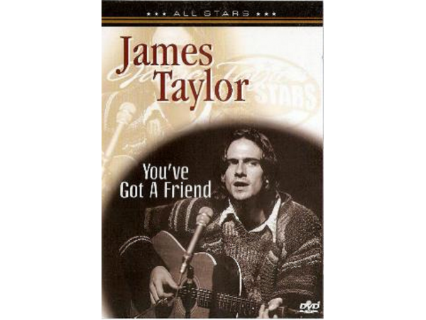 James Taylor - You've Got a Friend - DVD
